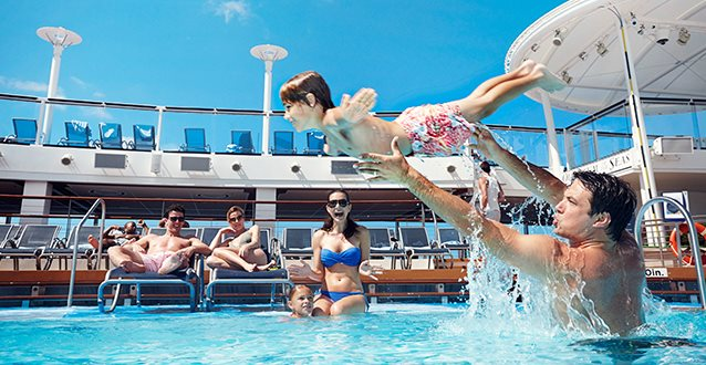 Kids & Family cruises