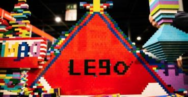 Lego World 2017 in de Jaarbeurs Utrecht