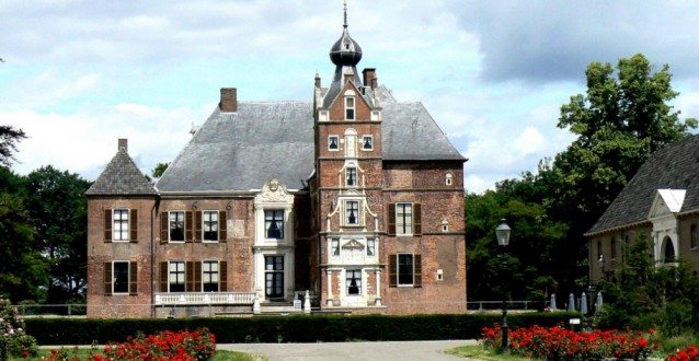Pure Pinksterfair op Kasteel Cannenburch in Vaassen