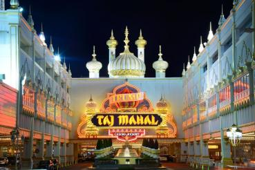 Dag Trump Taj Mahal, Hallo Hard Rock Hotel & Casino!