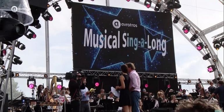 Musical Sing-a-long: West End cast Everybody's Talking About Jamie aanwezig